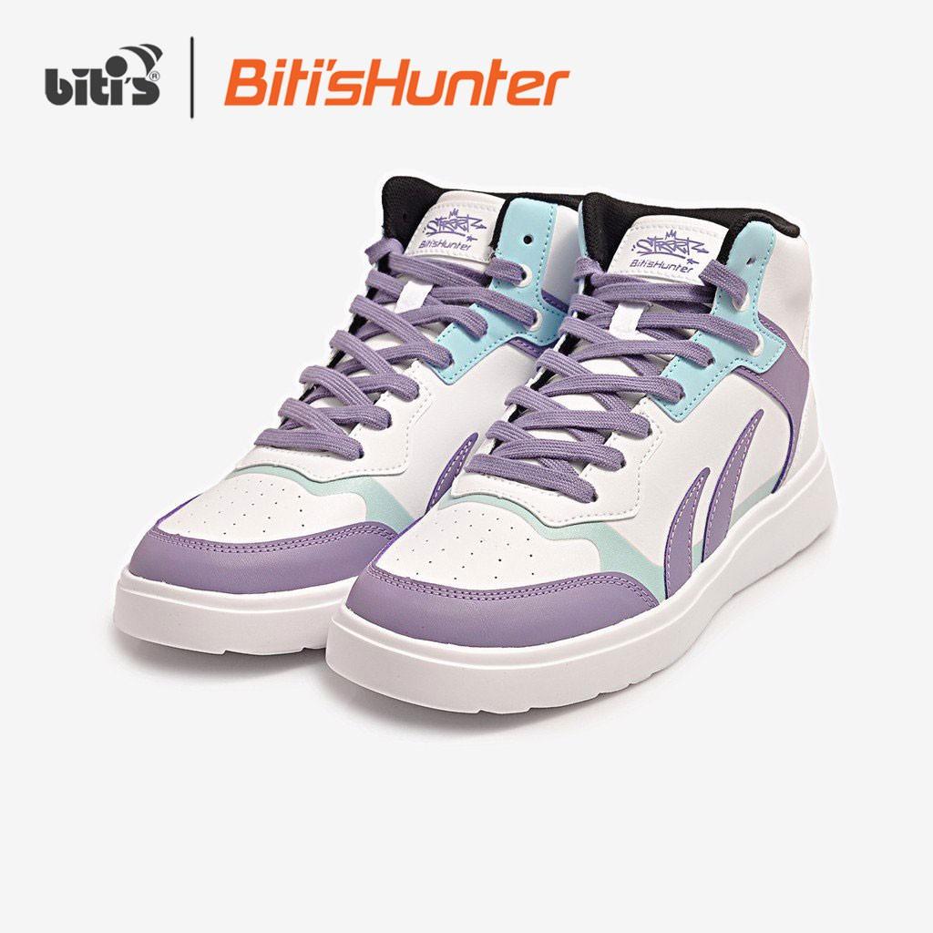 Giày Thể Thao Nam - Nữ Biti's Hunter Street Z Collection High Purple DSMH06200TIM/DSWH06200TIM (Tím )