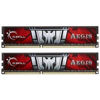 DDR3 - 4GB Buss 1600MHz GSKILL AEGIS thumbnail