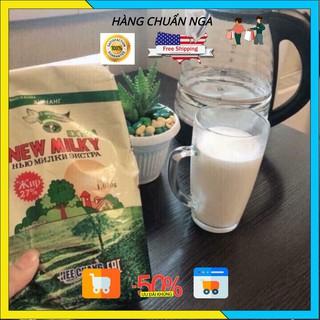 Sữa béo Nga NEW MILKY 1000g FREESHIP [Voucher ELNIELNI]Sữa cho người có cân nặng khiêm tốn thumbnail