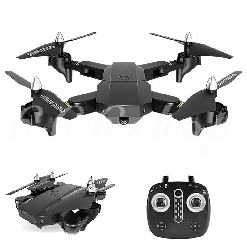 ★★★ Cool HD CAMERA One Key Return Drone Black