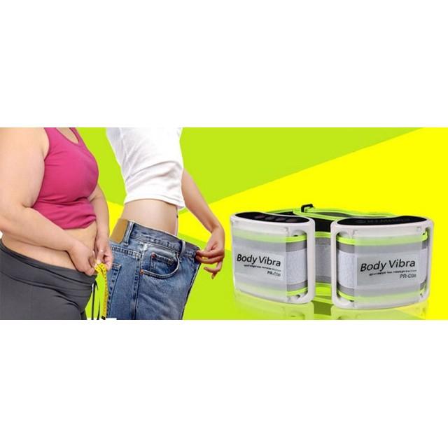 Đai massage Body Vibra giảm cân