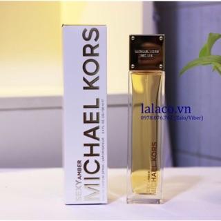 Nước hoa nữ Michael Kors Sexy Amber EDP thumbnail