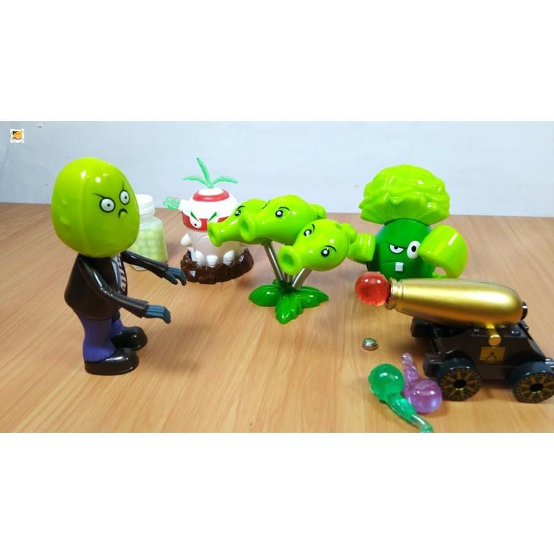 hoa quả nổi giận plants & zombie Xả Hàng Bán Lỗ
