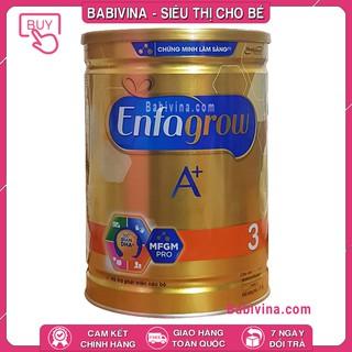 [CHÍNH HÃNG] Sữa Enfagrow A+3 1.75kg Mẫu Mới | Enfagrow A+3 1800g - Enfa 3 1.8kg | Date Mới Nhất, Giá Tốt Nhất