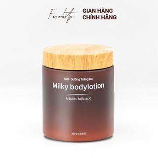 [Mã SKAMSALE8 giảm 10% đơn 200K] Sữa Dưỡng Thể Trắng Da Freshity Milky Body Lotion 250 gram