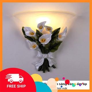 [Freeship]Bảo hành 1 năm * Đèn Led treo tường, đèn tường, đèn gắn tường nhà cầu thang Led , đèn tường hoa giá rẻ