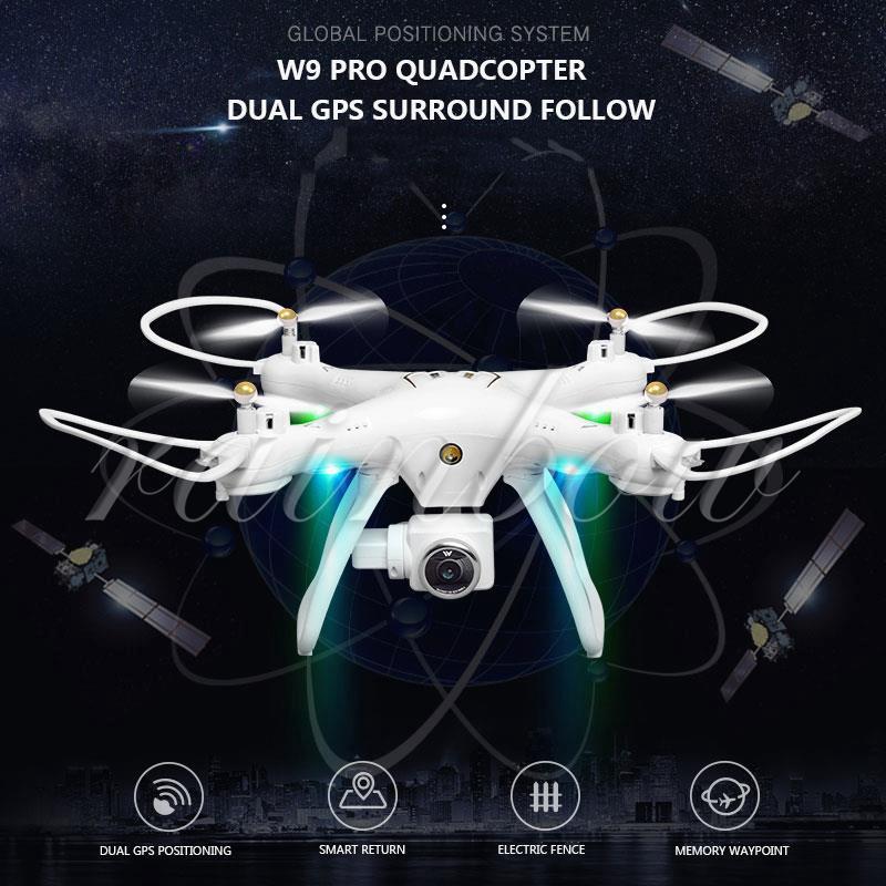 Rainbow 2 4G 4CH 6-Axis 720P Drone 2 4G 4CH 6-Axis 720P UAV Toy GPS