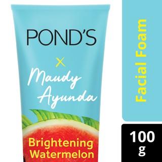 Pond's Brightening Watermelon Facial Foam 100g