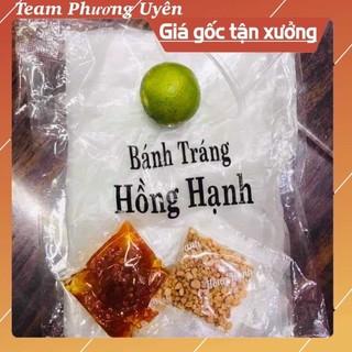 Bánh tráng Sate Muối Tắc Hồng Hạnh