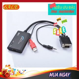 Cable VGA to HDMI+USB+Audio ZTEK (ZE 577C) thumbnail
