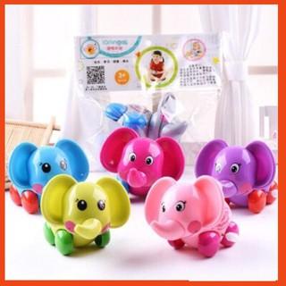 Đồ chơi vặn cót hình con Voi IQAngel,đồ chơi cho bé,đồ chơi trẻ nhỏ,đồ chơi dễ thương