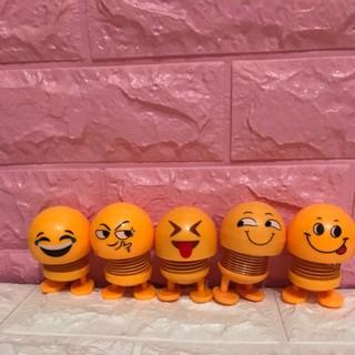 Sỉ 50 con Thú nhún emoji vui nhộn RMS15003