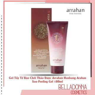 Gel Tẩy Tế Bào Chết Thảo Mộc Arrahan Hanbang Arrahan Soo Peeling Gel 180ml
