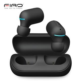 Tai nghe không dây bluetooth cảm ứng 1 chạm, âm thanh chân thực, chống nước, kèm hộp sạc bỏ túi, bảo hành 1 năm FIRO A2
