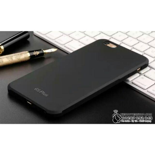 Ốp lưng Iphone 6 Plus,6s Plus chống sốc trơn - 2469898 , 152394627 , 322_152394627 , 100000 , Op-lung-Iphone-6-Plus6s-Plus-chong-soc-tron-322_152394627 , shopee.vn , Ốp lưng Iphone 6 Plus,6s Plus chống sốc trơn