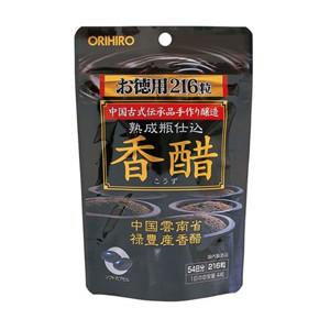 Dấm đen giảm cân Nhật Bản Orihiro 216 viên - 3589345 , 955351408 , 322_955351408 , 160000 , Dam-den-giam-can-Nhat-Ban-Orihiro-216-vien-322_955351408 , shopee.vn , Dấm đen giảm cân Nhật Bản Orihiro 216 viên