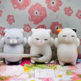 Đồ chơi Mochi chú mèo đáng yêu giúp giảm căng thẳng mã sp BM5819