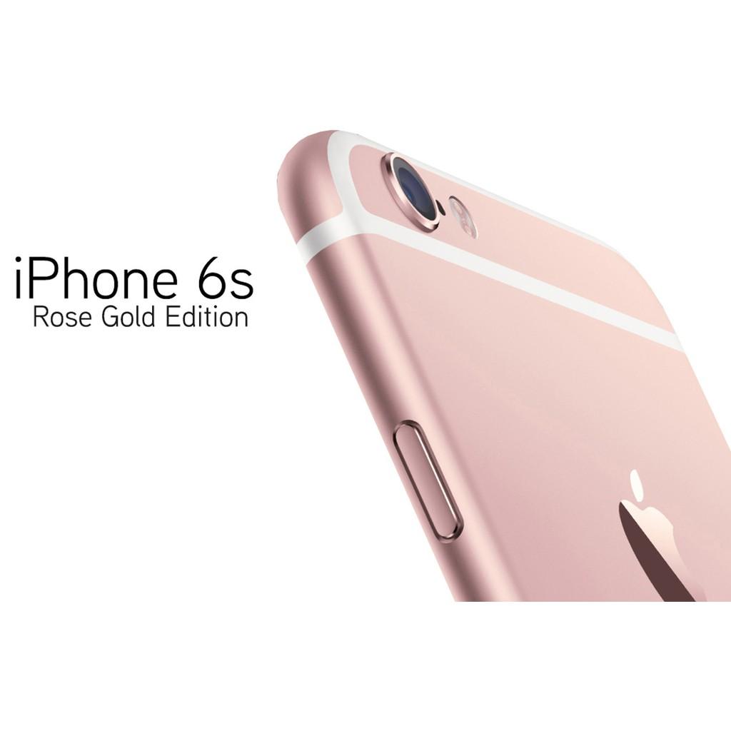 Điện Thoại IPhone 6S Vàng Hồng QuốcTế
