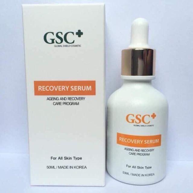 Tinh chất phục hồi da GSC 50ml