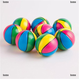 {Home}6.3cm PU Ball Toy Hand Exercise Stress Relief Soft Foam Ball Kids X-mas gift