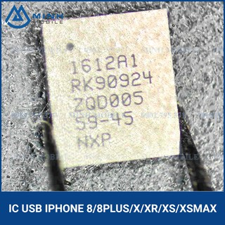 IC USB U2 1612A1 cho iPhone 8/8Plus/X/Xr/Xs/XsMax