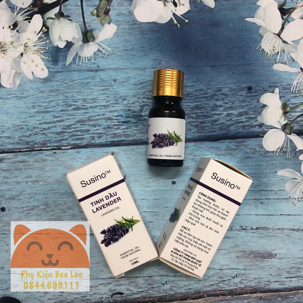 Tinh dầu Lavender 100% từ thiên