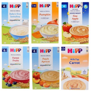Giảm 50% Bột Hipp ăn dặm cho bé(30 11 20,30 12 20)