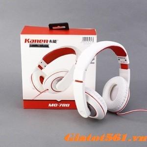 Tai nghe cao cấp chính hãng Kanen MC780