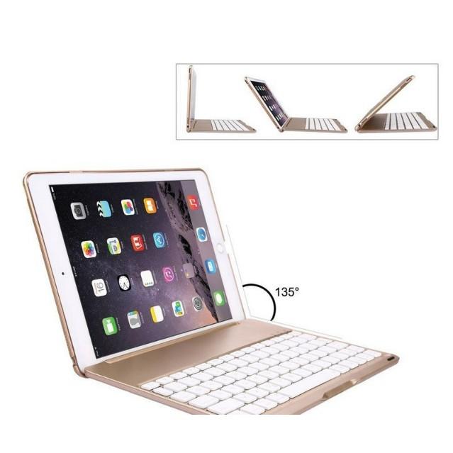 Bàn phím Bluetooth ipad Pro 9.7 (Gold) - Phukienchobanvip - 3173589 , 274956856 , 322_274956856 , 1890000 , Ban-phim-Bluetooth-ipad-Pro-9.7-Gold-Phukienchobanvip-322_274956856 , shopee.vn , Bàn phím Bluetooth ipad Pro 9.7 (Gold) - Phukienchobanvip