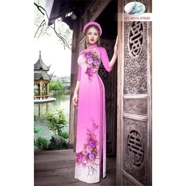 Vải áo dài hoa hồng - 2993547 , 1307871597 , 322_1307871597 , 220000 , Vai-ao-dai-hoa-hong-322_1307871597 , shopee.vn , Vải áo dài hoa hồng