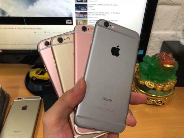 Điện thoại Iphone 6s lock bản 32gb vân tay nhạy