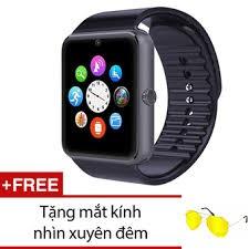 Đồng hồ Smart Watch GT08 tặng kính nhìn xuyên đêm