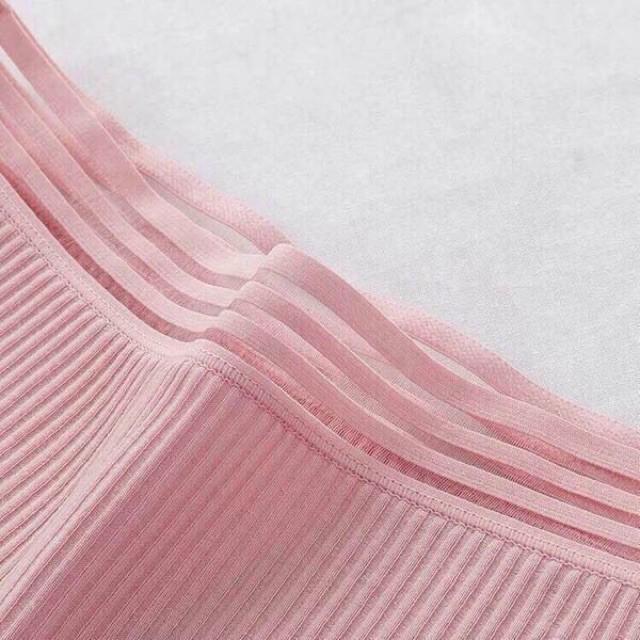 Quần lót nữ Cotton sợi tăm tre xuất Nhật cực đẹp QL016