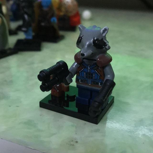 Minifigure nhân vật Rocket