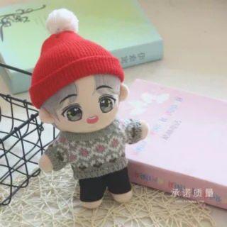 (Về sau 4 ngày) Full set doll + outfit V BTS hàng order