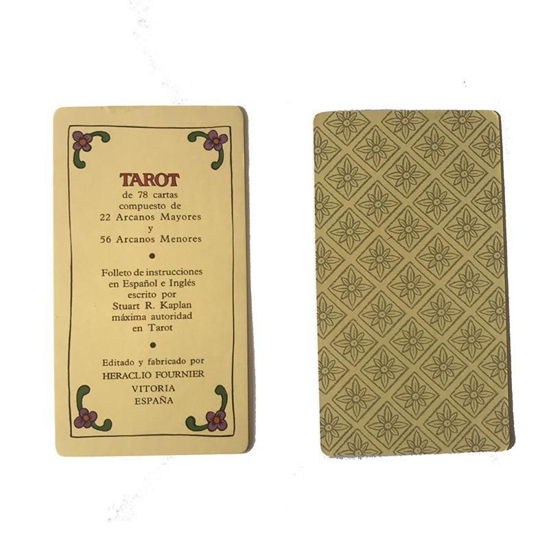 Bộ bài Tarot tiếng Tây Ban Nha chất lượng cao mã skuu LY4293