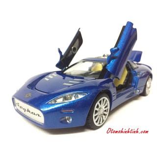 Mô hình xe ô tô JA-GUAR Spyker 1:32