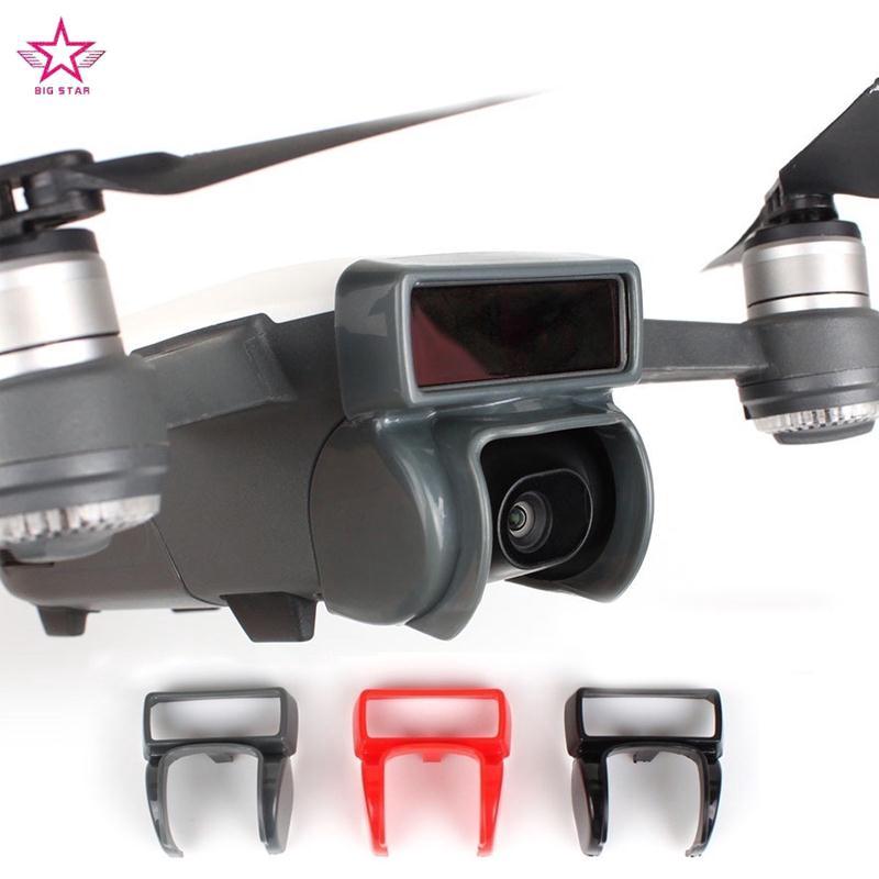 Drone Sun Shade Lens Hood Anti-Glare PTZ Camera Protector Cap For DJI Spark