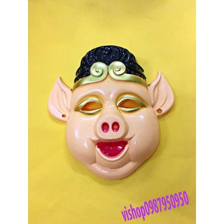 mặt nạ hóa trang chư bát giới | Squishyvui
