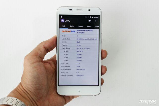 Điện thoại Hyundai Seoul 5 - 8GB, Dual Sim