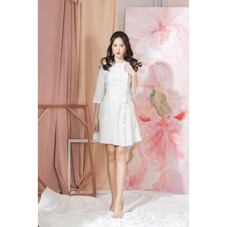Váy bèo trước tay lỡ - 201246