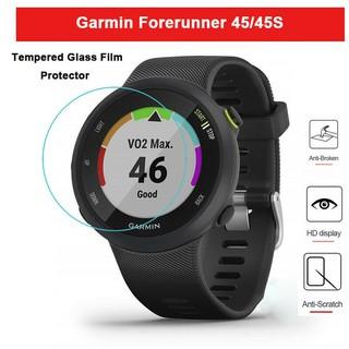Dán màn hình cường lực đồng hồ Garmin Forerunner 45 45S thumbnail