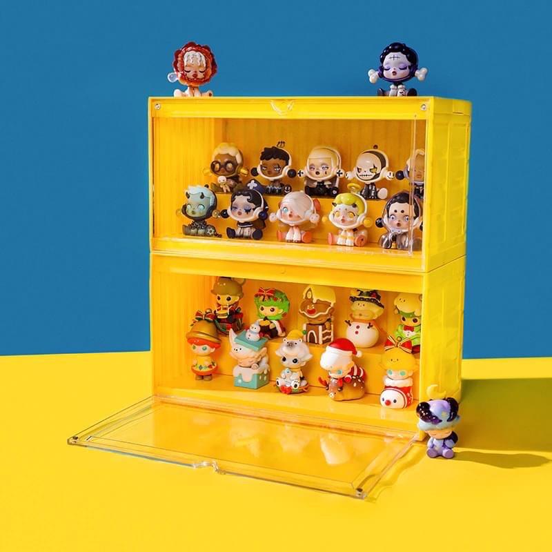 Hộp trưng bày đồ chơi popmart
