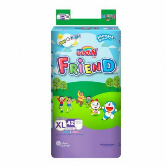 Bỉm quần Goon Friend XL42