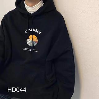 HD044 - ÁO HOODIE IN LEISURELY thumbnail