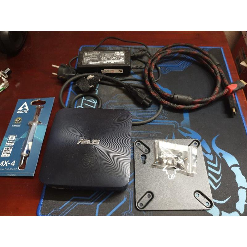 máy tính mini asus un45h đã sử dụng