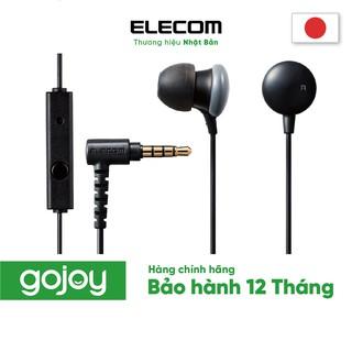 Tai nghe nhét tai Có Mic ELECOM EHP-CC100M Đủ Màu - Bảo hành chính hãng 12 tháng