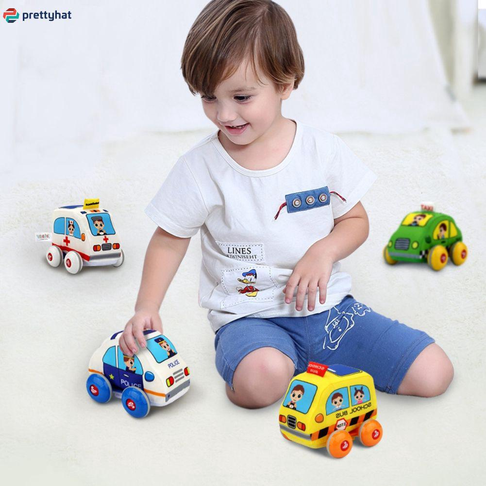 Infant Baby Toy Pull Back Car PHT