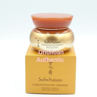 [ 10ML ] Kem tái tạo da từ nhân sâm cô đặc Sulwhasoo Concentrated Ginseng Renewing Cream ex thumbnail