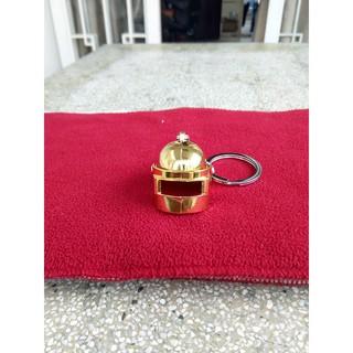 Phụ Kiện PUBG – Móc Khoá PUBG Mũ 3 GOLD